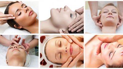 Facelift massage