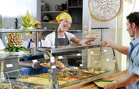 Ristorante bio, cucina vegana e vegetariana