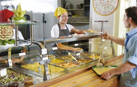biologico veg vegetariano - ristorante al Centro Natura