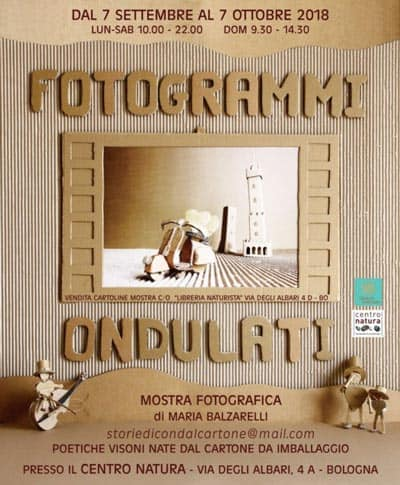 You are currently viewing Fotogrammi ondulati, in esposizione