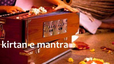 Kirtan, Mantra e sapori indiani