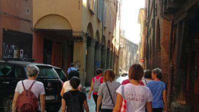Luoghi di donne una camminata