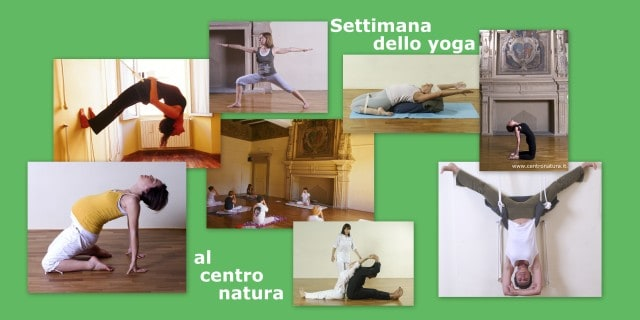 You are currently viewing YOGA LEZIONI APERTE