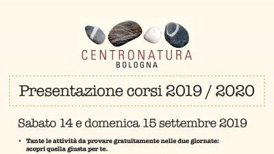 Presentazione corsi 2019-2020