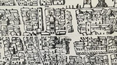 La casa del Guercino a Bologna