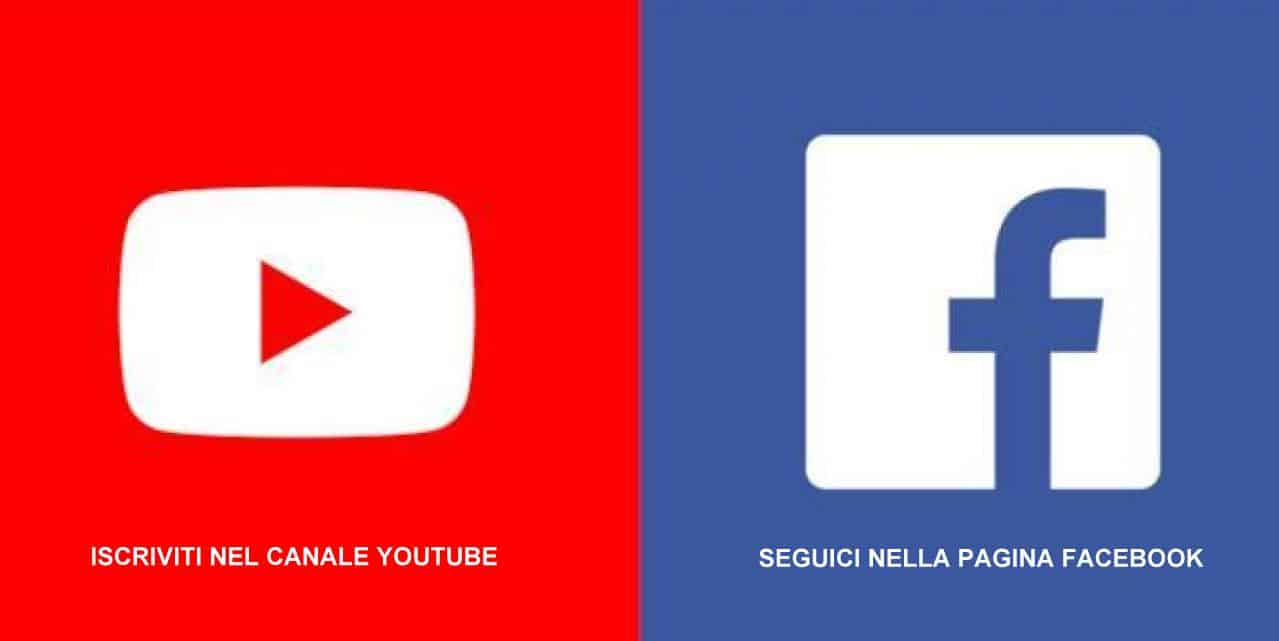 You are currently viewing Lezioni su YouTube e Facebook