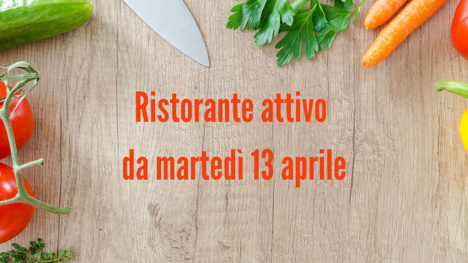 You are currently viewing Ristorante in arancione