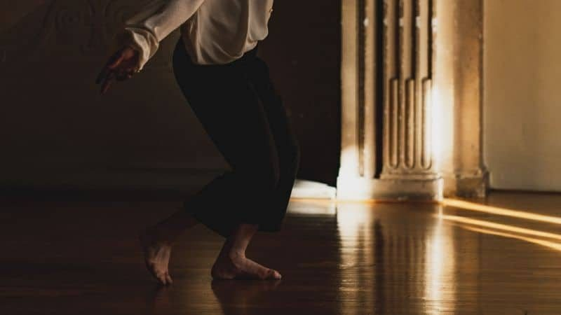 danza energentica femminile