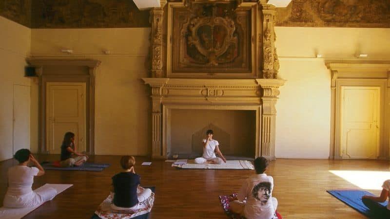 yoga cinelli