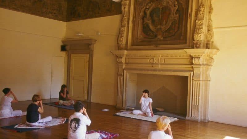 yoga theraphy